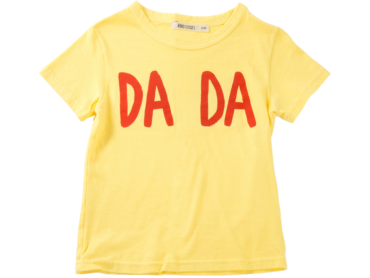 bobo-choses-short-sleeve-t-shirt-dada-bobo-choses-t-shirt-korte-mouw-dada-geel