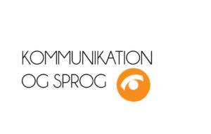 Kommunikaition og Sprog logo Incento