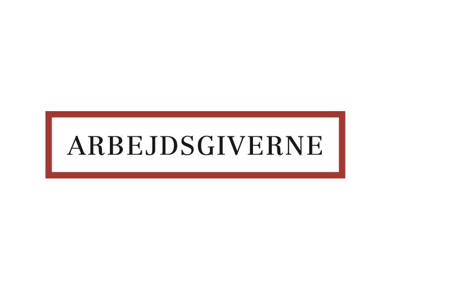 Arbejdsgiverne logo - samarbejdspartner Incento