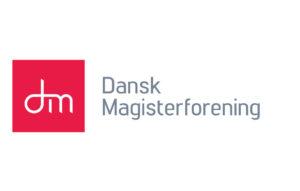 Dansk Magisterforening DM logo-01