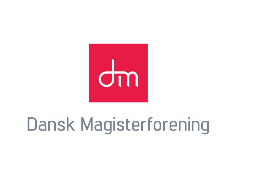 Dansk Magisterforening logo