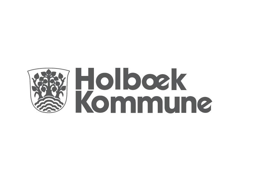 Holbæk kommune logo - Professionelle samtaler