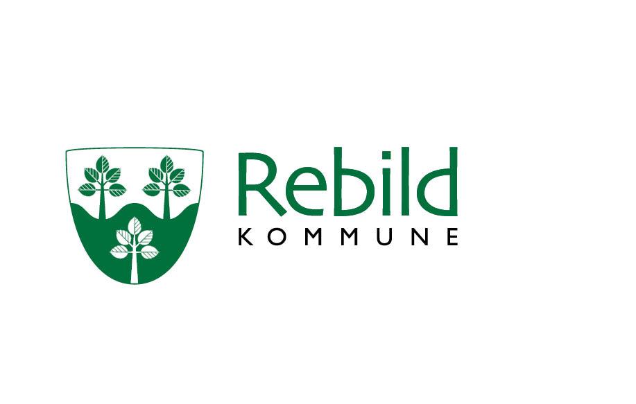 Rebild kommune logo - Jobcenter Rebild