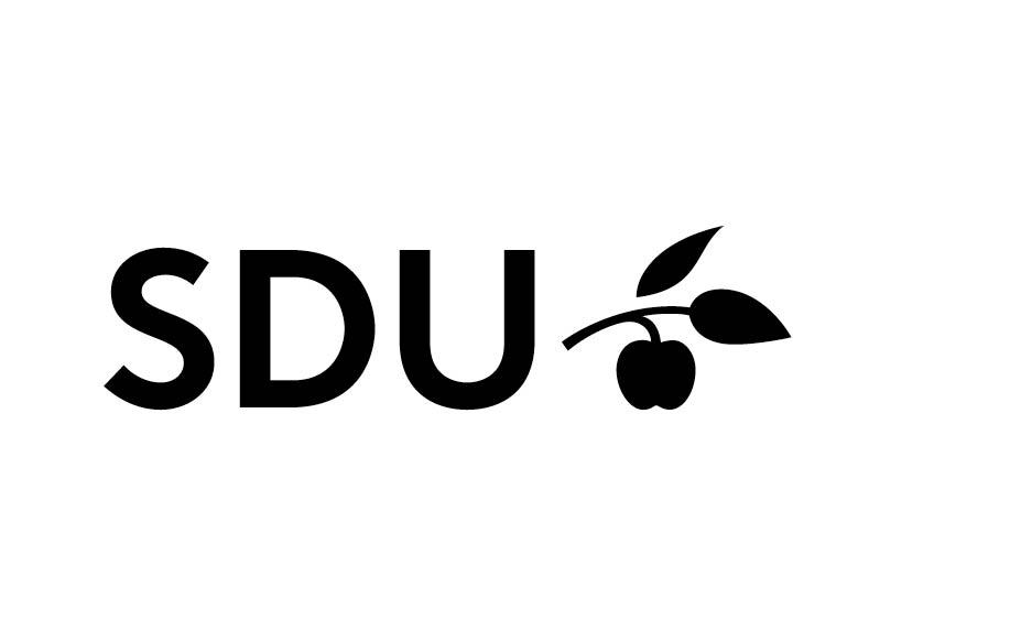 SDU logo - Syddansk Universitet - samarbejdspartner Incento